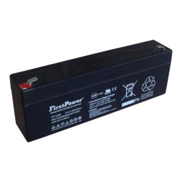 Reservfartyg GEL Deep Cycle Battery 12V2.4AH