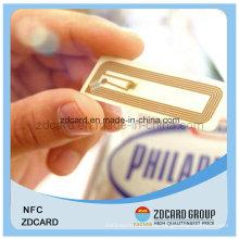 ABS RFID Contacto inteligente / sin contacto IC con chip