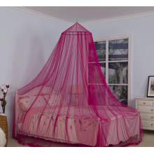 New Charming Pink Lady Hanging Mosquito Net