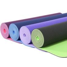 Non Slip TPE Yoga Mat