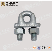 Galvanized Clamp/Rigging Q-RAN Forged Galvanized Clamp