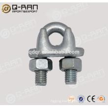 Galvanized Clamp/Rigging Q-RAN Forged Galvanized Clamp