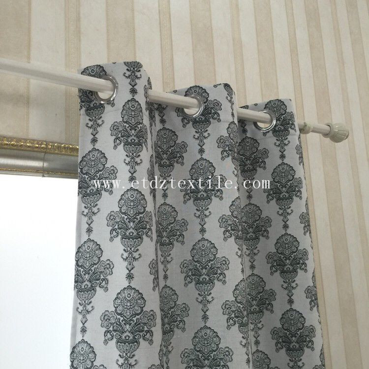 Typical curtain fabric FR2054