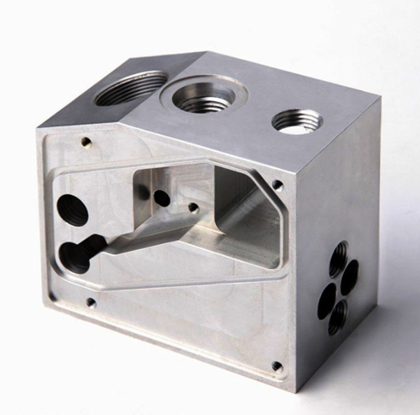 Precision Machining Complex Parts