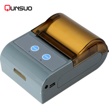 RS232 Bluetooth 58mm Thermobondrucker