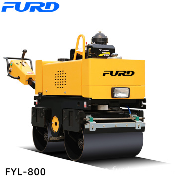 All-Hydraulic Manual Vibratory Road Roller Machine