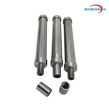 Johnson Screen Strainer Pipe untuk Pengolahan Air