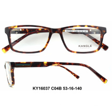 The Best acetate eyes glasses optical frame with long service life
