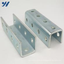 Resistência à corrosão de baixo preço em aço inoxidável u canal, u preço de aço canal