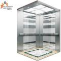 Stainless Steel Vvvf Machine Room Residential Elevator