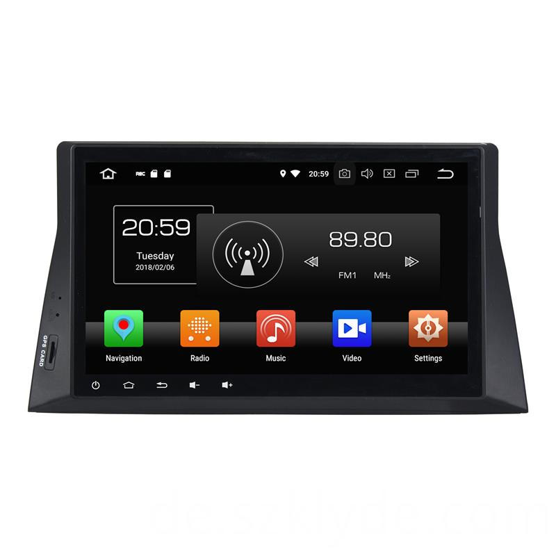Navigation Multimedia Stereo for Accord 8