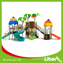 Novo Design Ice Cream Roof Park Estruturas Playground Equipamento