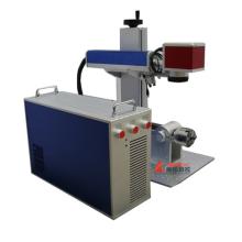 Поворотная настольная лазерная маркировочная машина