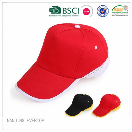 108 58 Cotton Twill Promotional Cap