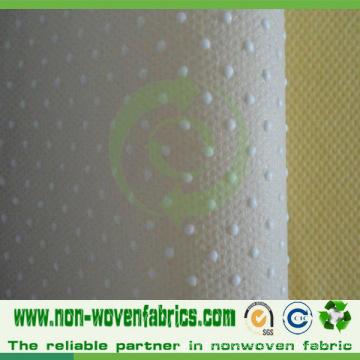 PP Vliesstoff in PP PVC Design für rutschsichere Verwendung