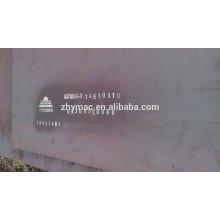 Placa de aço carbono ASTM A36B