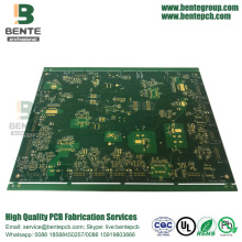 1oz Multilayer PCB 6 livelli ENIG 3U
