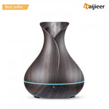 Home Timer Ultrasonic Oil Electric Aroma Diffuser 400ml