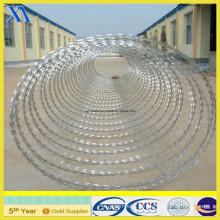 Galvanized Concertina Barbed Wire Specifications (XA-GW006)