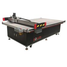 Automatic CNC Car Mat Oscillating Knife Cutting Machine