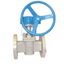 Mouw Type Plug Valves