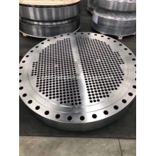 Alloy Stainless Steel Tube Sheet Baffles Support Plates