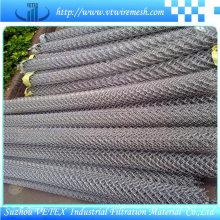 Alkali-Resisting Chain Link Fencing Mesh