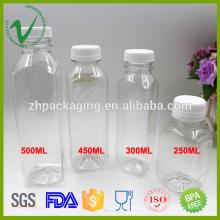 Hot sale cold press juice plastic bottle company na China