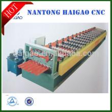 Type machine de pliage de tôle / tôle d'acier machine galvanisée