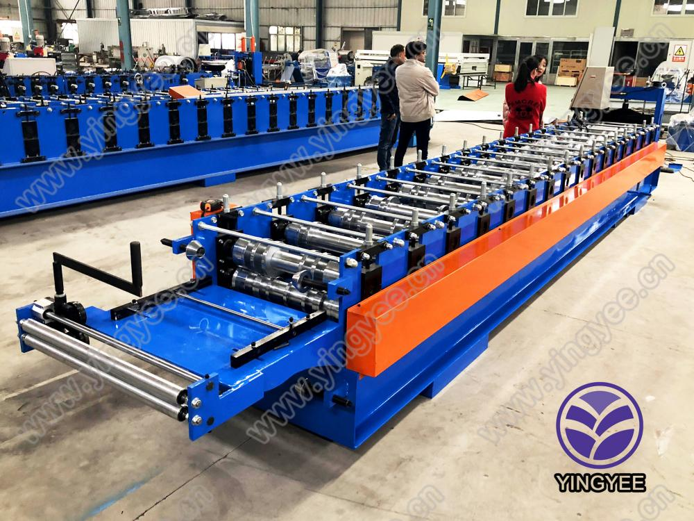 Standing Seam Machine From Yingyee005