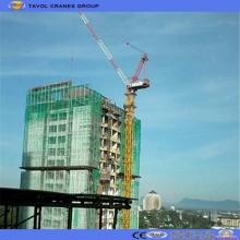 Heavy Construction Equipment Luffing Tower Crane