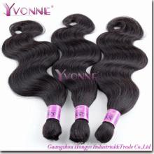 Vrac de cheveux de vague de corps de cheveux humains brésiliens (HT2-HD-BH3A-BW)