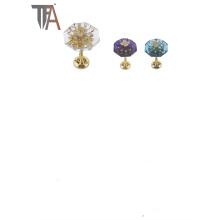 Eisen und Kristall Material Vorhang Haken mit einer guten Qualität