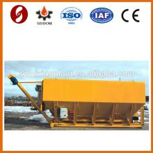 Silo de stockage de ciment vertical / horizontal