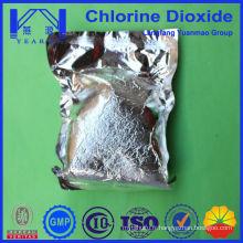 Agent souhaité désinfectant à base de dioxyde de chlore
