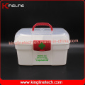 Family Multifunctional PP Box First Aid Kit (KL-9044)