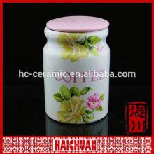 Keramik Cupcake Cookie Gläser