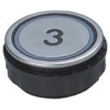 Pièces d'ascenseur, ascenseur pièces--bouton poussoir (TA-102)