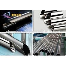 Alta qualidade ASTM B161 Ni200 tubo de níquel puro usado para a indústria