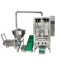 Máquina de embalaje de pasta de fluido de vacío
