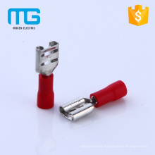 High quality brass durable Insulated female disconnectors/faston terminal