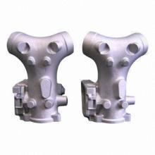 Алюминиевые умирают литья части для авто (DR213)