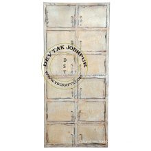 Industrial Vintage Locker Cabinet