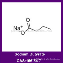 Poudre de butyrate de sodium de haute qualité (butanoate de sodium)