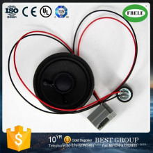 Hot Sell Electret Condenser Microphone with Loudspeaker and Connector