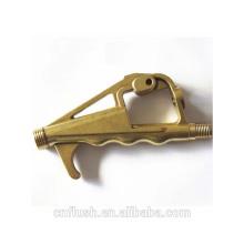 Brass die casting parts