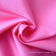 Cotton Spandex Satin Drill Fabric (QF13-0236)