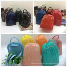Guangzhou Lieferanten 10 Farben Gelee Tasche Designer Damen Handtaschen (2295)