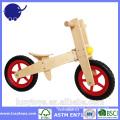 custom kids Wooden balance bike
