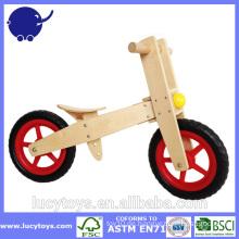 Benutzerdefinierte Kinder Wooden Balance Bike
